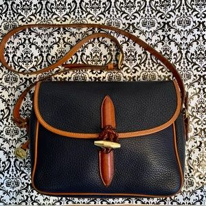 DOONEY & BOURKE Vintage Loden Crossbody/Shoulder